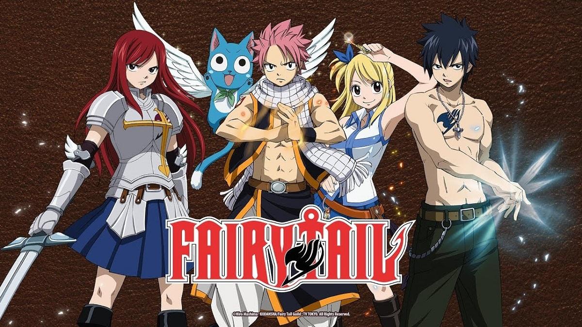 Fairy Tail: Box-Design zum neunten Volume