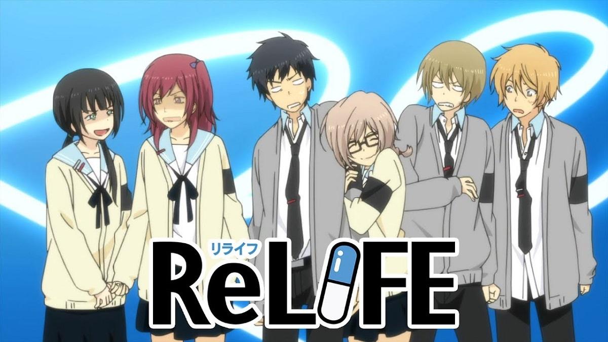ReLIFE: Weitere Informationen zum Disc-Release bekannt