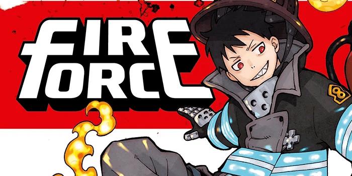 Fire Force: Manga erreicht 7 Millionen Auflagen