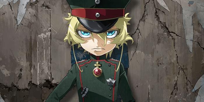Saga of Tanya the Evil: Film auf Anime on Demand