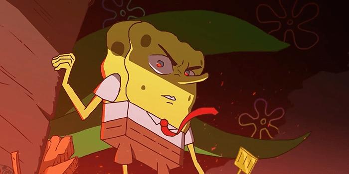 SpongeBob: Anime-Fan-Made bekommt eine ganze Folge