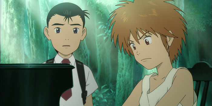 The Piano Forest: Erneut bei Anime on Demand