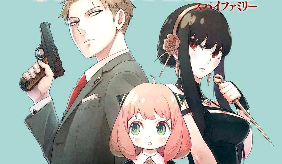 Spy x Family: Erreicht 5 Millionen Exemplare