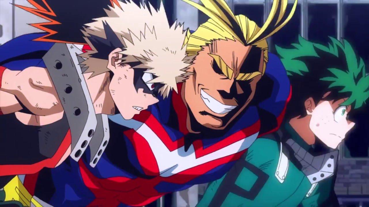 My Hero Academia: Start der fünften Staffel endlich bekannt