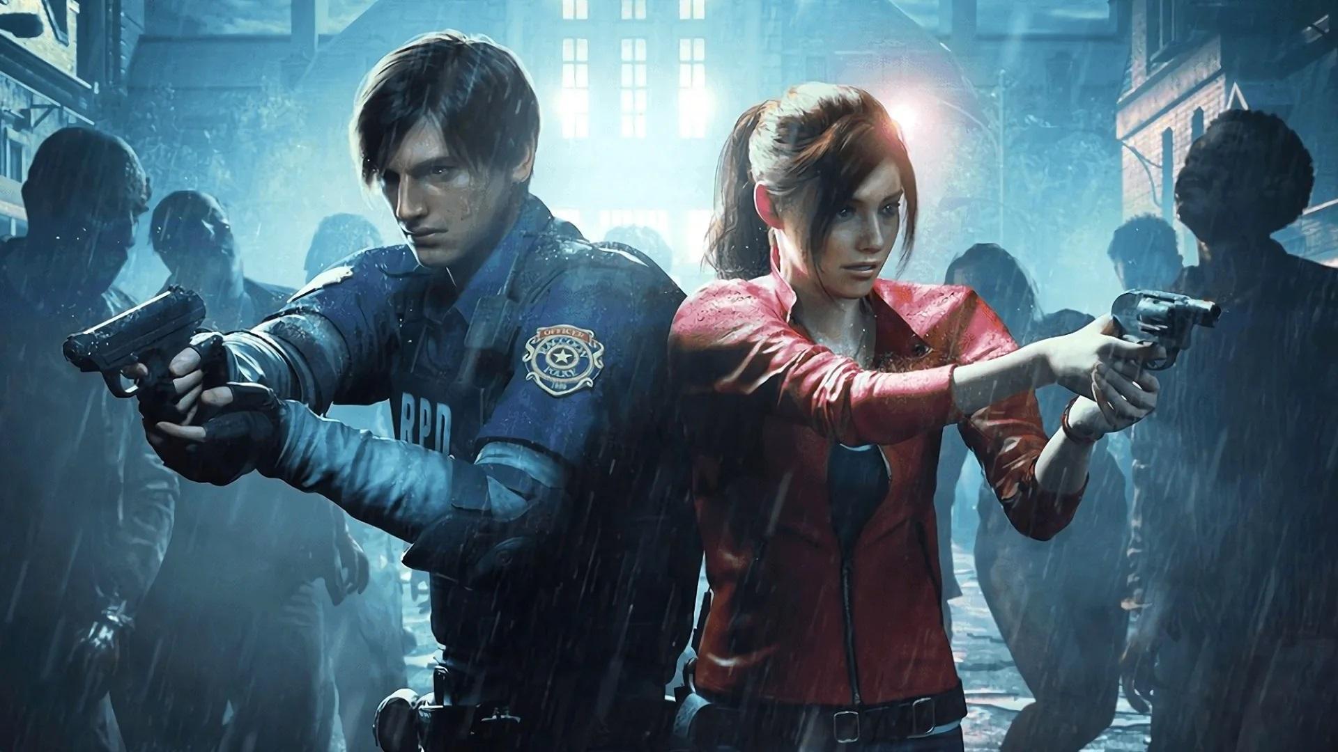 Resident Evil: zwei Bilder vom Anime enthüllt