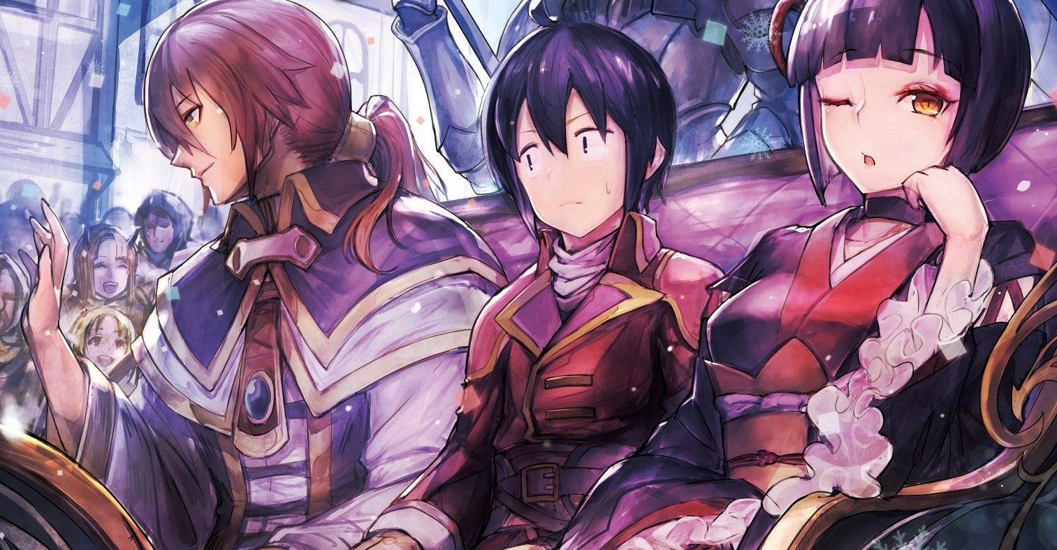 TSUKIMICHI Moonlit Fantasy: Anime startet nächstes Jahr